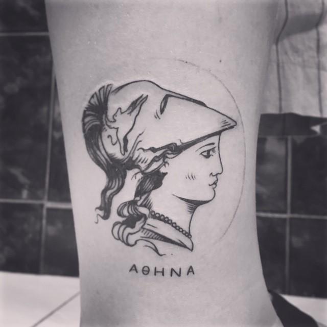 Athena godess