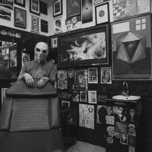 area87 at Athens tattoo studio