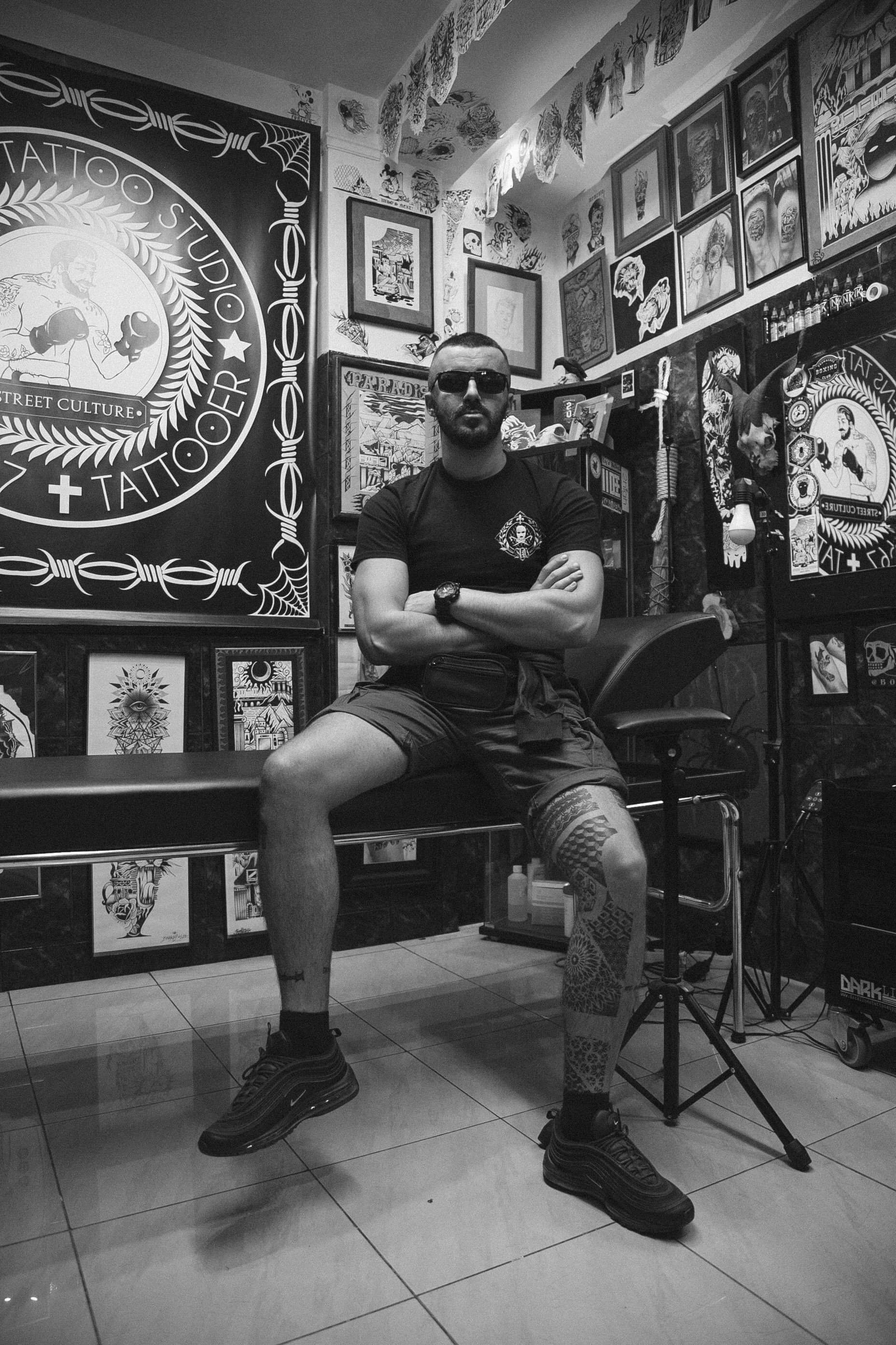 Athens Tattoo Studio