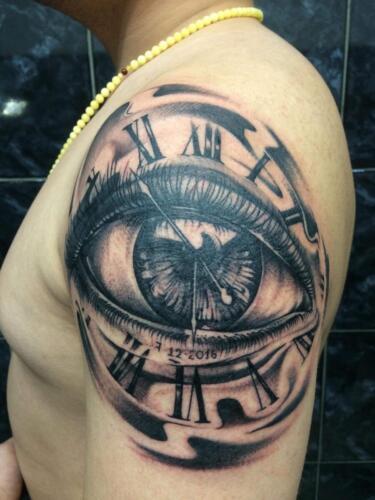 area eye