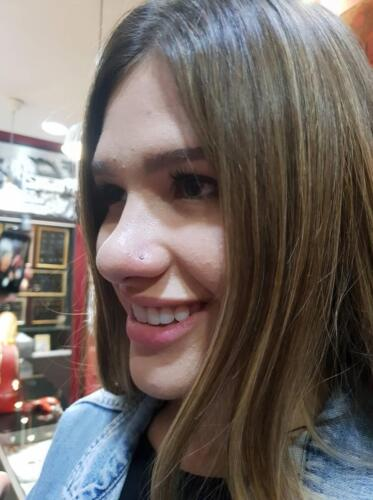 nostril-nose